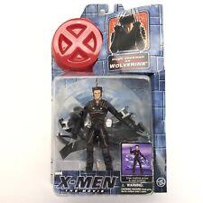 Marvel X-Men the Movie Hugh Jackman as Wolverine Action Figure 2000 Toy Biz NEW