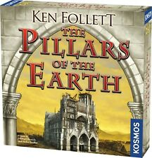The Pillars of The Earth Board Game Medieval Strategy Kosmos 691530