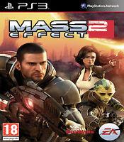 MASS EFFECT 2 GIOCO USATO PER PLAYSTATION 3 PS3 COME NUOVO