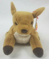 TY Beanie Baby Whisper the Fawn Deer New With Tags Collectable Plush 1998