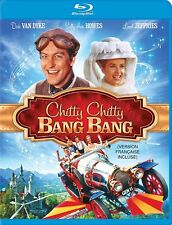 NEW  BLU RAY -  CHITTY CHITTY BANG BANG - Dick Van Dyke, Sally Ann Howes, 7.1 AU