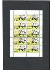 10er Bogen Deutschland Fussball Weltmeister 2014 postfrisch **, Mi.-Nr. 3095