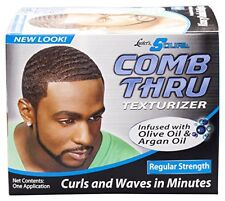 Lusters S-Curl Comb-Thru Regular Texturizer Kit Regular by Lusters