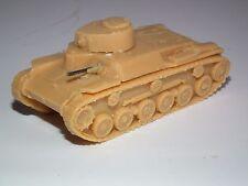 II Guerra Mundial de Japón tipo 97 Tanque comando (shi-ki) Kit Modelo Resina -