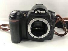 NIKON D50 DIGITAL SLR CAMERA BODY 6.1 MP