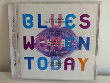CD ALBUM Blues women today STREHLI LYNN WASHINGTON IRMA THOMAS ED CD 7010