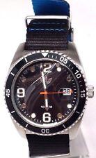 Adidas Unisex ADH2866 Brisbane Black Fabric Strap Watch