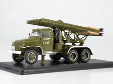 "Scale model truck 1:43 GMC CCKW 352 БМ-13 ""Катюша"""