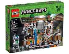 Lego ® Minecraft 21118 la mina, nuevo embalaje original _ the mine New misb NRFB
