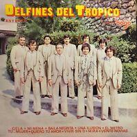 Grupo Los Delfines del Tropico Sonidero lp Tropical Cumbia Synth Matamoros lp