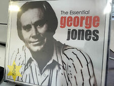 GEORGE JONES - THE ESSENTIAL - 3 CD SET - BRAND NEW, ABX034