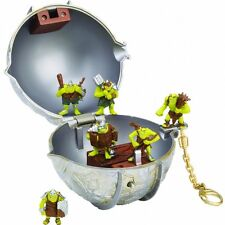 Shrek's Ogre Attack Disco Ball Figures Approx. 1 – 2 Inches Tall
