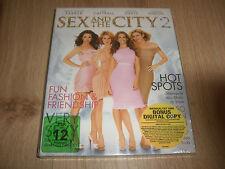 Sex and the City 2 Blu-Ray Mediabook NEU