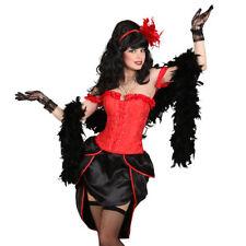 NEU Korsage Burlesque Variete Piratenlady Korsett