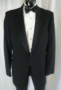 Zegna Tuxedo W/Tie Studs Cuff Links and Suspenders 42R