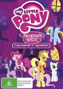 My Little Pony Friendship Is Magic - Four Seasons of Friendship : Vol 3 (DVD, 20