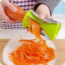 Spiral Slicer Chopper Spiralizer Vegetable Fruit Cutter Twister Peeler Kitchen