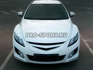 Mazda 6  2008 2009 2010 2011-2013 eye brow, eyelids, cilia head lights