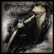 Sale! STYGMATA -  A Test of Faith (full length CD) w/ Free  DigiDownload of CD