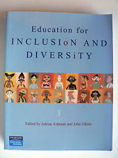 Education for Inclusion and Diversity 3e by Adrian F. Ashman (Paperback, 2009)