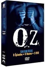 Série OZ Saison 2 - Coffret 3 DVD - 8 épisodes - 8 heures