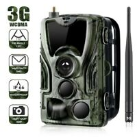 SCOUTING 3G Trap Cellular MMS/SMTP Wildlife 1080P 16MP hunting trap game camera