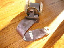 1997-2001 Toyota Camry Left Rear (Behind Driver)  Seat Belt, BROWN , OEM