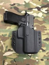 Black Kydex SIG P320 Compact Holster