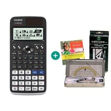 Casio fx 991 de x calculadora + geometrieset y mathefritz aprender CD