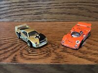 Hot Wheels Ferrari Combo Of 2. 1988 Banca D'Italia Centomila + 512M Loose 1:64