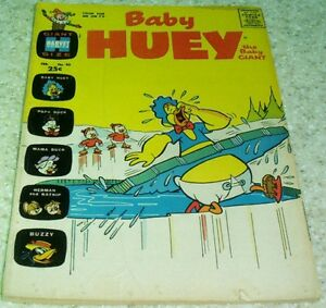 Baby Huey the Baby Giant 93, FN+ (6.5) 1971, 68 page Giant! 30% off Guide!
