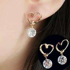 Cubic Zirconia Alloy Stud Fashion Earrings