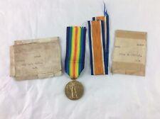 The Great War for Civilisation Medal 1914 Plus George V Ribbon