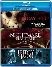 Friday the 13th / Nightmare on Elm St / Freddy Vs. Jason [New Blu-ray]
