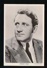 Film Theatre SPENCER TRACY c1940/50s? MGM RP PPC Picturegoer Series No W1163
