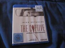 The Captive Spurlos verschwunden  Neu und OVP  Blu-Ray