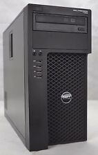 Dell Precision T1650 XEON E3-1240v2 3.4 Ghz 8GB DDR3 500GB HDD Win7 WiFi USB 3.0