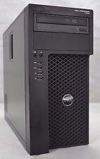 Dell Precision T1650 i5-3550 3.30GHz 8GB DDR3 500GB HDD Win 7 Pro WiFi USB 3.0