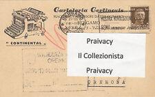 Cartoleria Cortinovis Macchine e Accessori Dattilografici Bergamo-1933