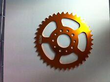 Talon Rueda Trasera 46t 415 Ktm 50 Mini Senior 50sx Sx50 Super Moto tr456 Naranja