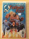 Fantastic Four #55 legacy #484 Kesel Immonen MARVEL 1998 NM/NM- up08b J29D