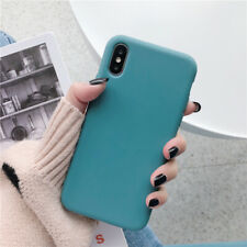 Case for iPhone 8 7 Plus XS XR 11 PRO MAX SE ShockProof Soft Cover TPU Silicone