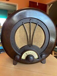 Ekco valve radio AD75 1940
