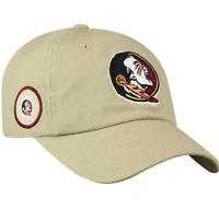 FSU Florida State Seminoles Hat Cap Lightweight Moisture Wicking Golf Hat New