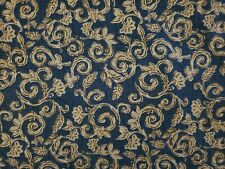 New ListingSwirly floral, Cotton Fabric Scraps, Crafts, Quilting, Sewing Projects