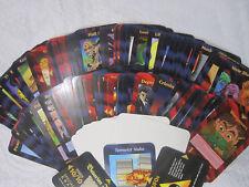 STARTER SET 110-cds Blanks Illuminati INWO Card Game New World Order NWO