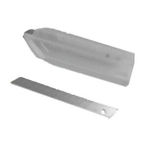 0.38 X 9MM SNAP OFF CUTTERS x 10, IN DISPENSER BUY ONE GET ONE FREE