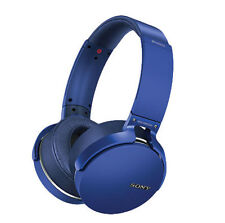 Sony MDR-XB950B1 Headband Wireless Headphones - Blue
