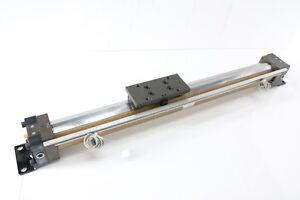 CKD Used Rodless Cylinder PRL2-L-LB-63B-650-MOV-D
