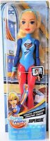 "Dc Comic Super hero Girls Super Girl Gymnastics 12"" Action Figures"